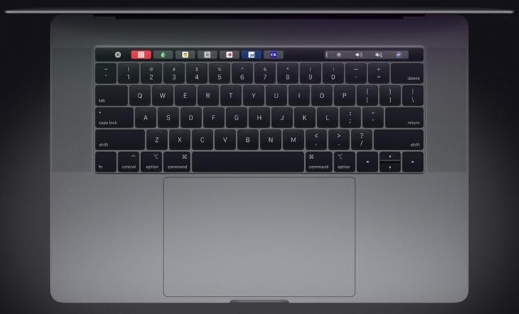"""Apple обновила MacBook Pro: до восьми ядер и улучшенная клавиатура"""""""