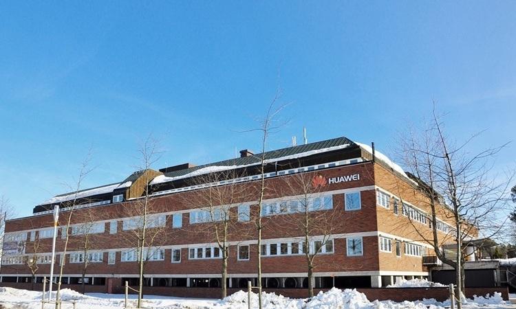 Шведский исследовательский центр Huawei