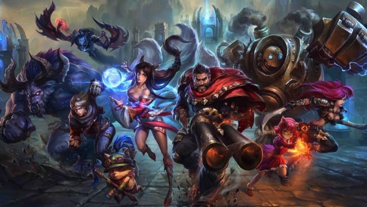"""Слухи: Riot и Tencent работают над мобильной версией League of Legends"""""""