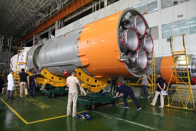 """В России появится новый центр ракетного двигателестроения"""""""