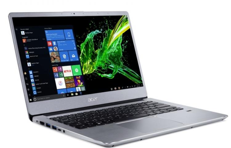 """Обновлённые ноутбуки Acer Nitro 5 и Swift 3 с процессорами AMD Ryzen второго поколения покажут на Computex 2019"""""""