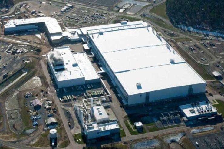 Один из бывших заводов IBM в США (GlobalFoundries)