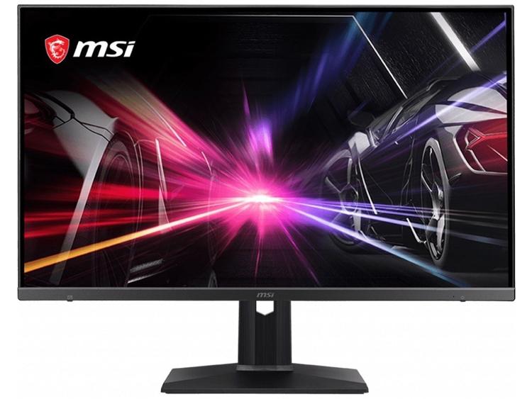 """Монитор для игровых систем MSI Optix MAG271R имеет частоту обновления 165 Гц"""""""