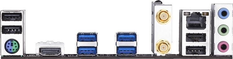 "GIGABYTE B450M DS3H WIFI: компактная плата для процессоров AMD Ryzen"""