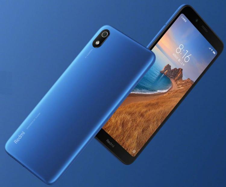 "Xiaomi Redmi 7A: бюджетный смартфон с 5,45"" дисплеем и батареей на 4000 мА·ч"""