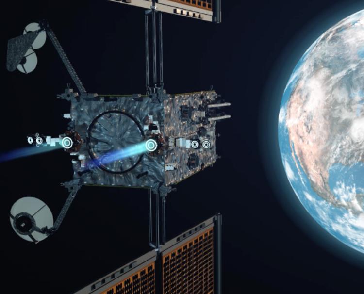 """Агентство NASA определилось с выбором первого подрядчика для строительства лунной станции"""""""