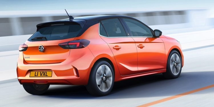 """Представлена электрическая версия Opel Corsa с запасом хода в 330 км"""""""