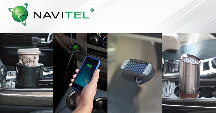 """Новые продукты NAVITEL помогут автолюбителю сделать поездку более безопасной и комфортной"""""""
