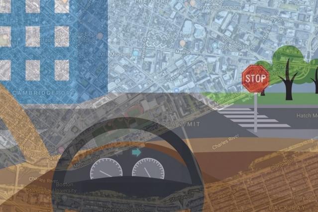 исследователи MIT создали систему, которая позволяет автомобилям без водителя проверять простую карту и использовать визуальные данные для следования по маршрутам в новых сложных условиях.