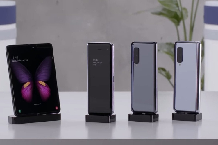 """Ретейлер Best Buy отменяет все предварительные заказы на складной смартфон Galaxy Fold"""""""