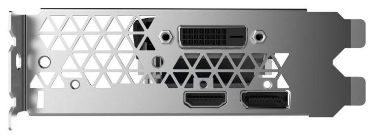 Zotac GeForce GTX 1650 Low Profile: первая низкопрофильная