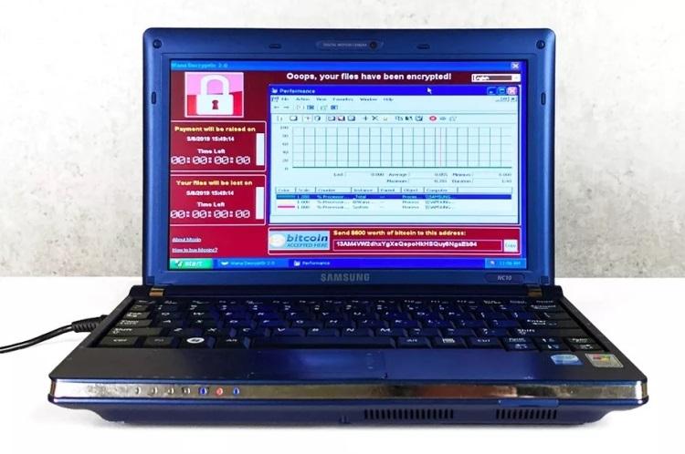 """Ноутбук с шестью самыми опасными в мире вирусами продаётся за $1 млн"""""""