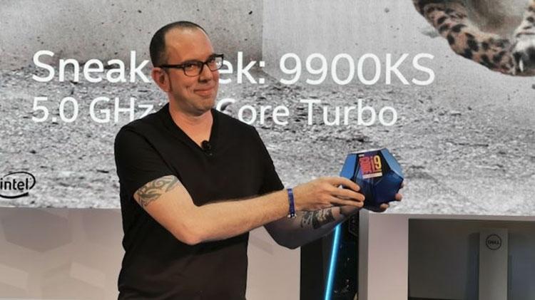 """Новый Intel Core i9-9900KS: все 8 ядер могут постоянно работать на частоте 5 ГГц"""""""