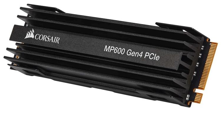 "Computex 2019: накопители Corsair Force Series MP600 с интерфейсом PCIe Gen4 x4"""