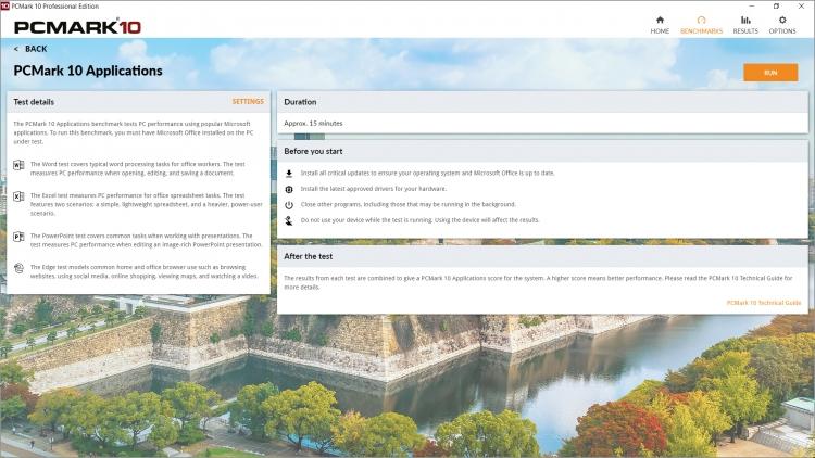 "PCMark 10 получил два новых теста: батареи и приложений Microsoft Office"""
