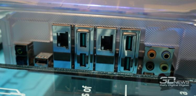 "Computex 2019: ASUS представила очень необычную материнскую плату Prime Utopia"""