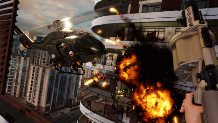 """В VR-шутер Blood & Truth добавят «Новую игру+», испытания и другой контент"""""""