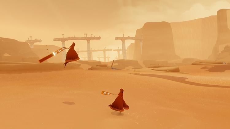 """Конец эксклюзивности: PC-версия Journey поступит в продажу в начале июня"""""""