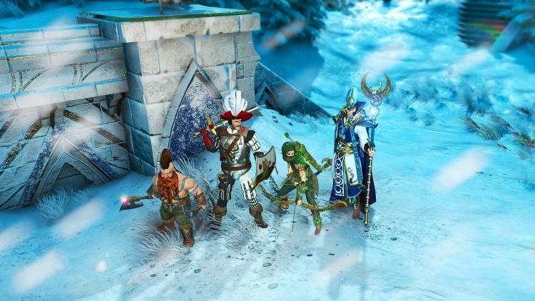 """Разработчики из Eko Software рассказали о дополнениях к Warhammer: Chaosbane"""""""