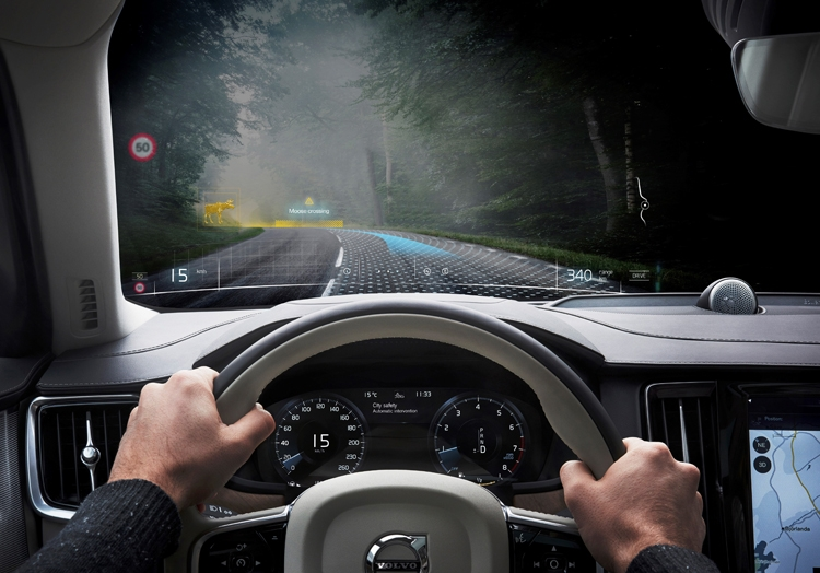 """Volvo начнёт создавать автомобили с применением средств смешанной реальности"""""""
