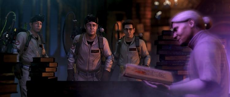 Ghostbusters: The Video Game вернётся похорошевшей на современные платформы