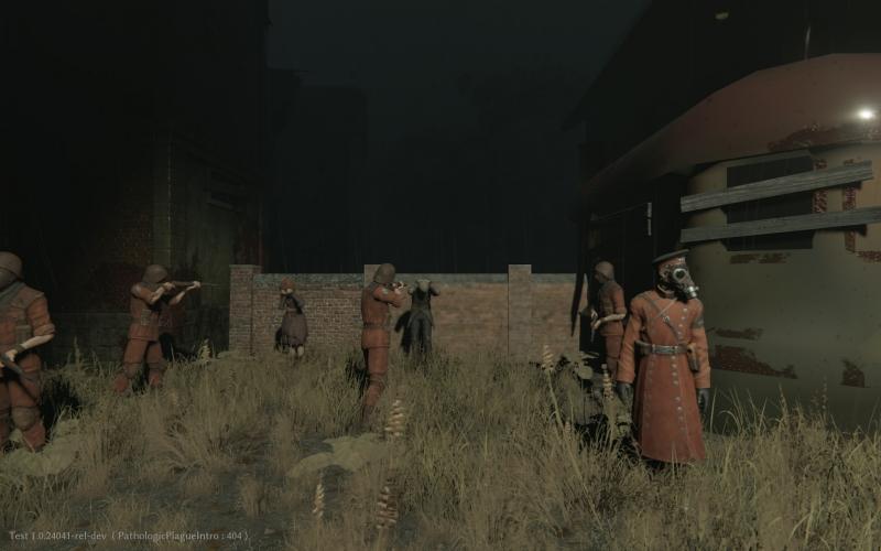 Игра начинается с конца