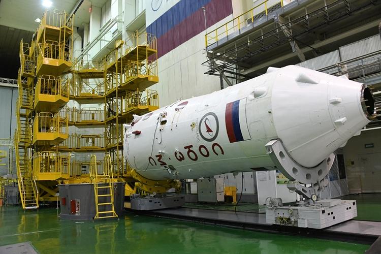 """Продолжается установка причин появления дыры в корабле «Союз МС-09»"""""""
