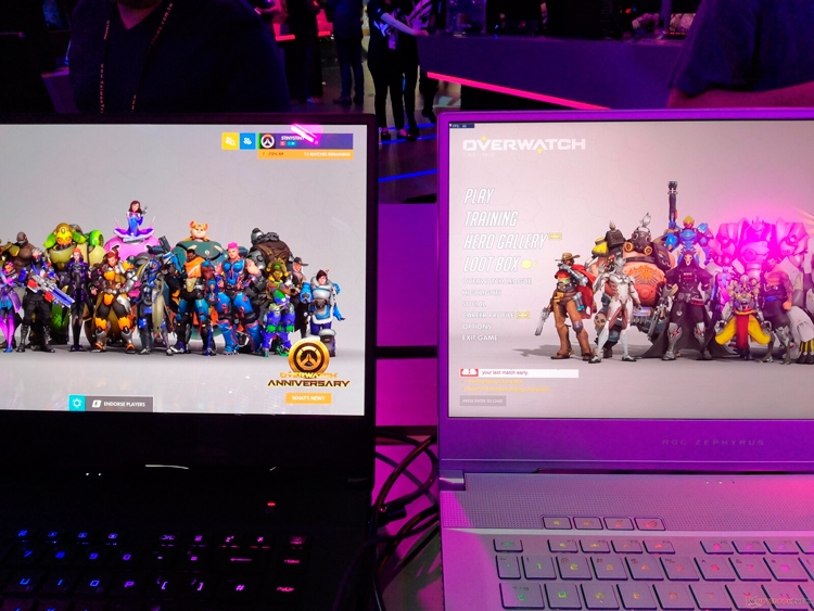 """ASUS пока не будет оснащать ноутбуки OLED-дисплеями"""""""
