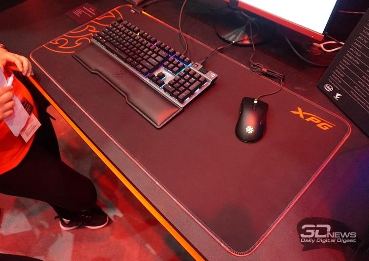 """Computex 2019: ADATA представила корпуса, СЖО и периферию под игровым брендом XPG"""""""