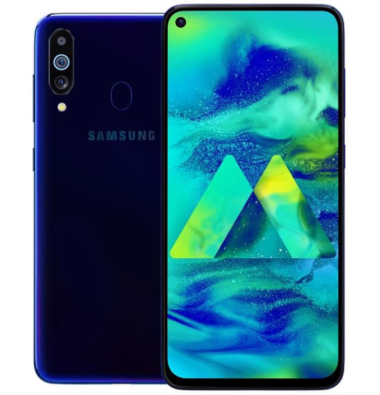 """Смартфон Samsung Galaxy M40 полностью рассекречен до анонса"""""""