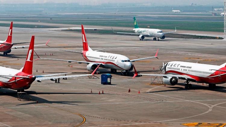 """В авиалайнерах Boeing 737 обнаружены бракованные детали"""""""