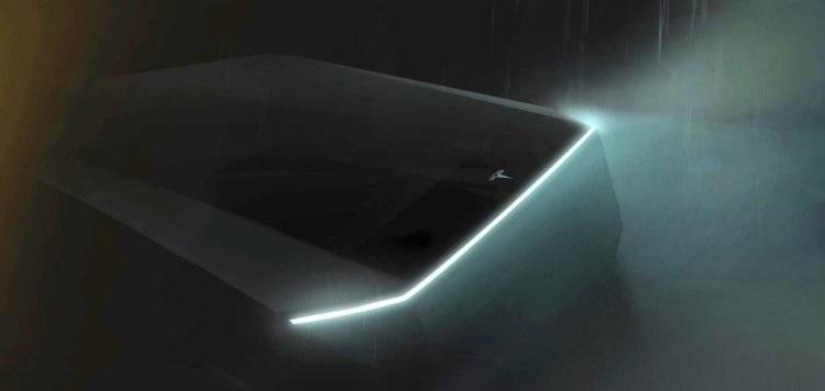 """Электрический пикап Tesla будет стоить менее $50 000"""""""