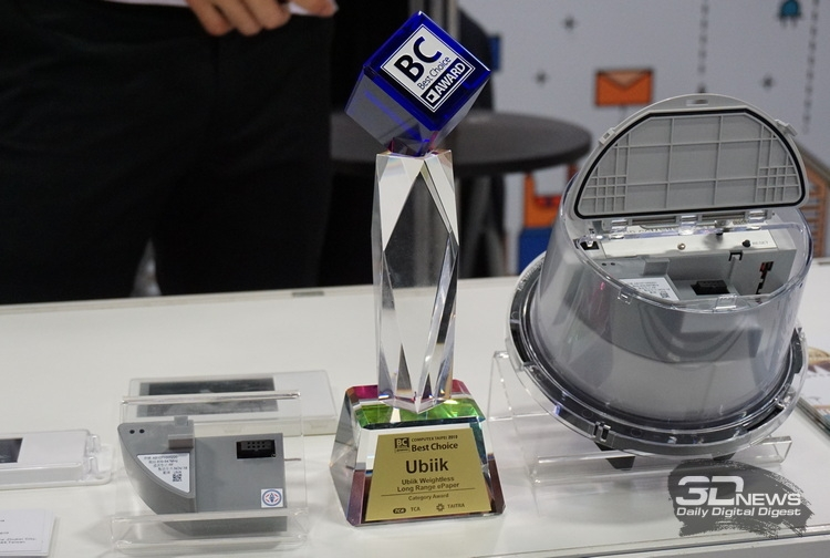 "Computex 2019: наградами BC Award отмечено два стартапа выставки InnoVEX"""