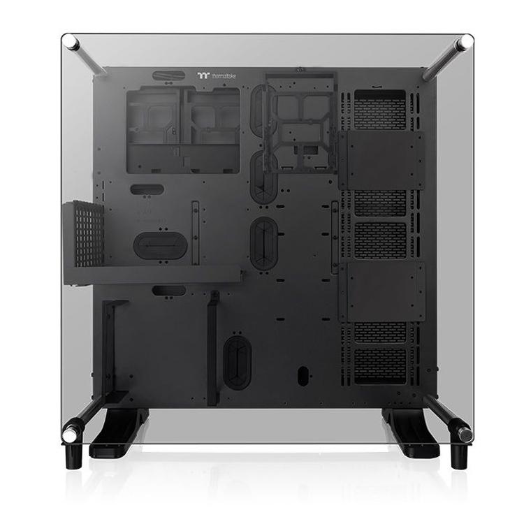 """Thermaltake Core P5 TG V2 Black Edition: корпус для эффектной игровой системы"""""""