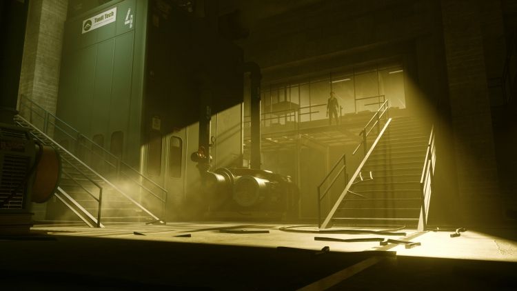 """Скриншоты боевика Control от Redemy: персонажи, способности, разрушения"""""""