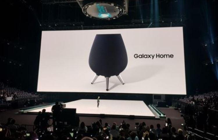 """Смарт-динамик Samsung Galaxy Home выйдет в третьем квартале 2019 года"""""""