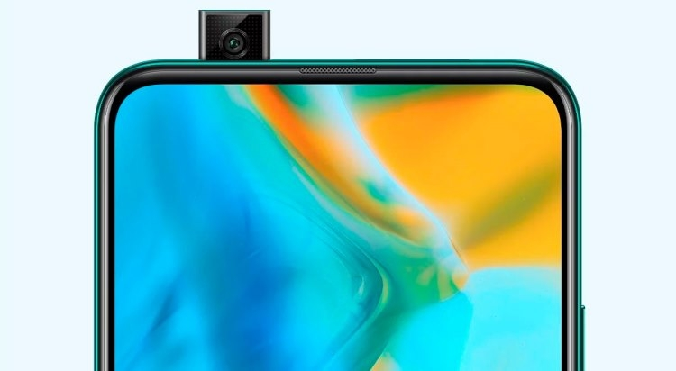 """Смартфон Huawei P smart Z с выдвижной селфи-камерой появится в России 10 июня"""""""