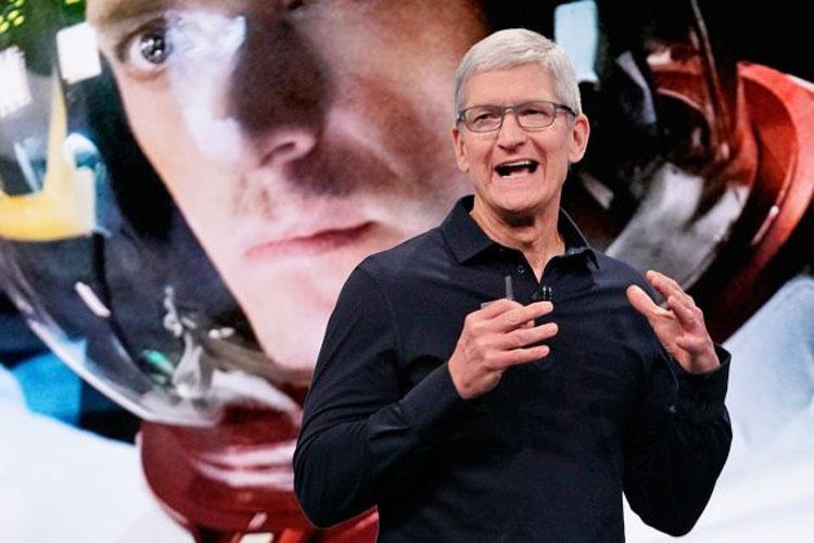 Глава Apple Тим Кук (Tim Cook) на Worldwide Developers Conference ()