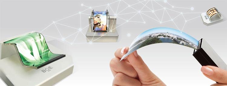 """Китайский производитель плоских панелей BOE скоро превзойдёт LG и станет крупнейшим в мире"""""""