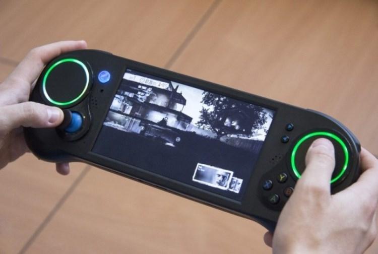 """Портативную игровую консоль Smash Z представят на выставке E3 2019"""""""