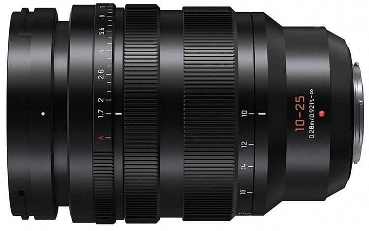 Объектив Panasonic Leica DG Vario-Summilux 10-25mm
