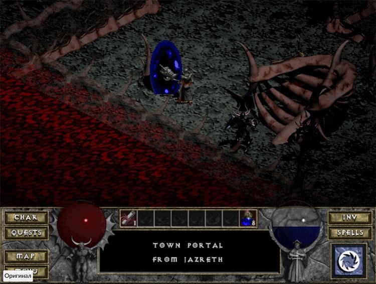 """Дополнение Diablo: Hellfire теперь доступно бесплатно в GOG"""""""