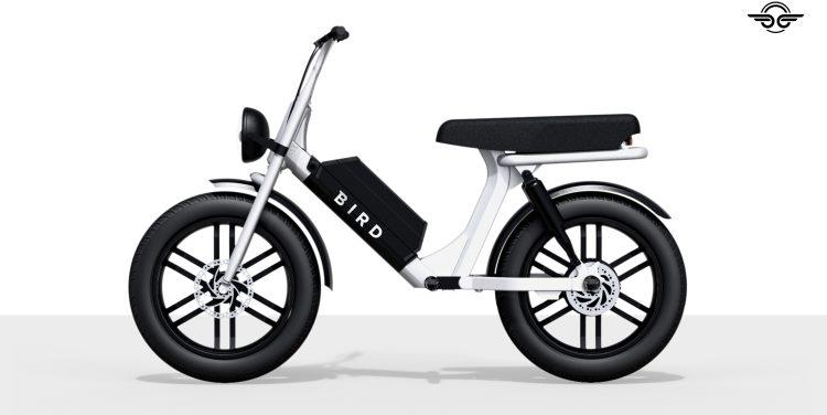 """Компания Bird запускает двухместный электрический скутер"""""""