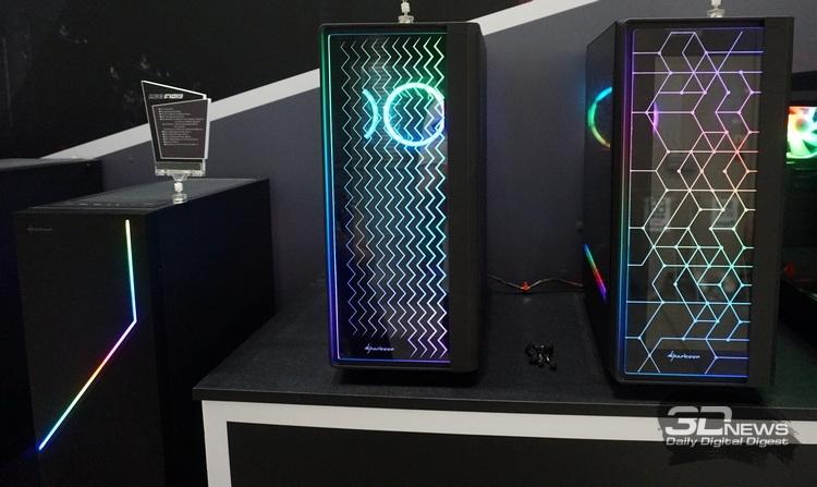 "Репортаж со стенда Sharkoon на выставке Computex 2019"""
