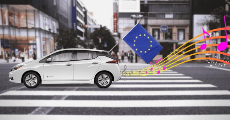 """С 1 июля электромобили в ЕС будут должны издавать шум при медленной езде"""""""