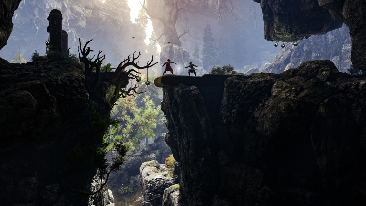 """E3 2019: сюжетный трейлер ролевой игры GreedFall рассказывает о столкновении двух культур"""""""