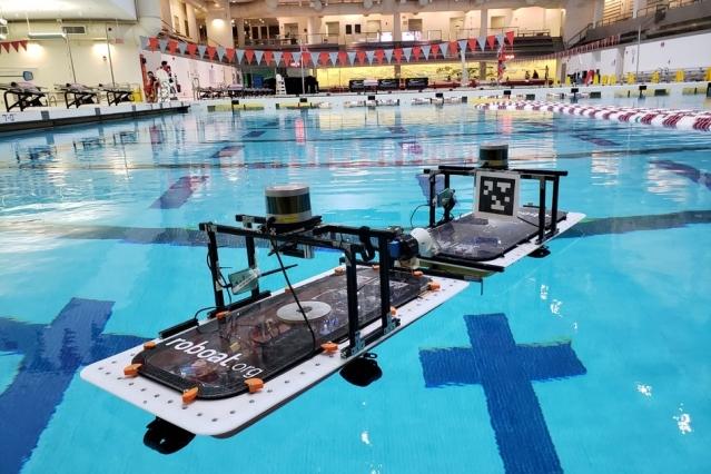"""Видео: прототипы «роболодки», созданной учёными из Массачусетса для каналов Амстердама"""""""