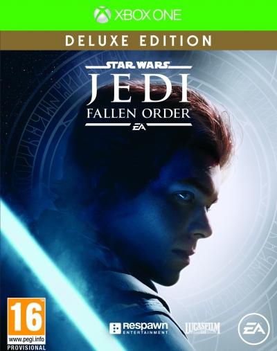"EA показала обложки дисковых изданий Star Wars Jedi: Fallen Order"""
