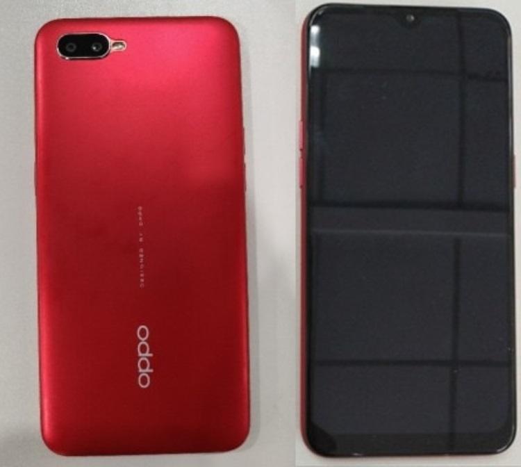 """В Сеть «утекли» первые изображения бюджетного смартфона OPPO A1s"""""""