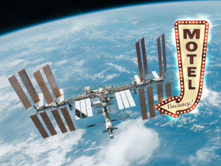 """NASA открывает МКС для посещения туристами — всего за $35 тыс. в сутки"""""""